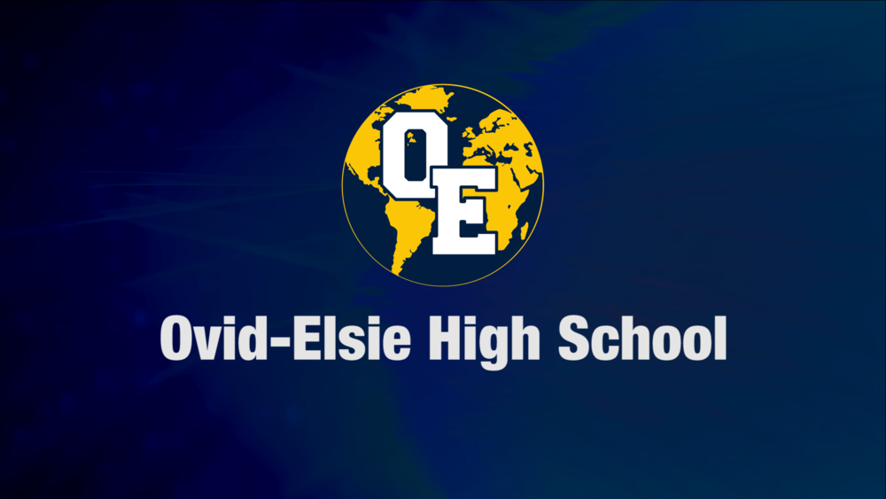 Ovid-Elsie High School News 4/22/19