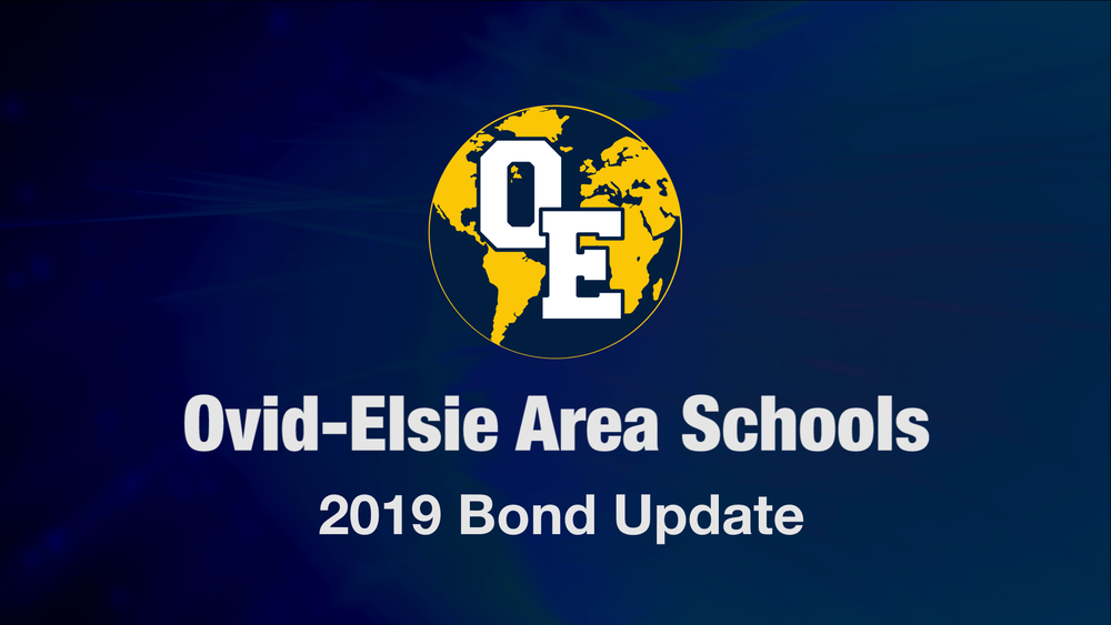 2019 Bond Extension Update: WOES & Auditorium