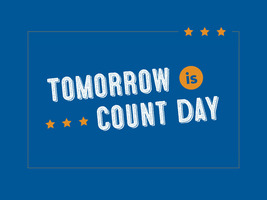 Count Day is Wednesday, February 10th, 2021