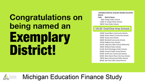 Exemplary District