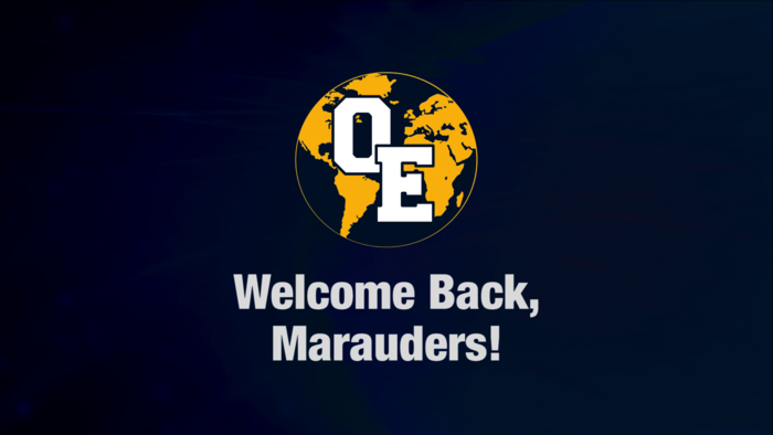 Welcome back, Marauders!
