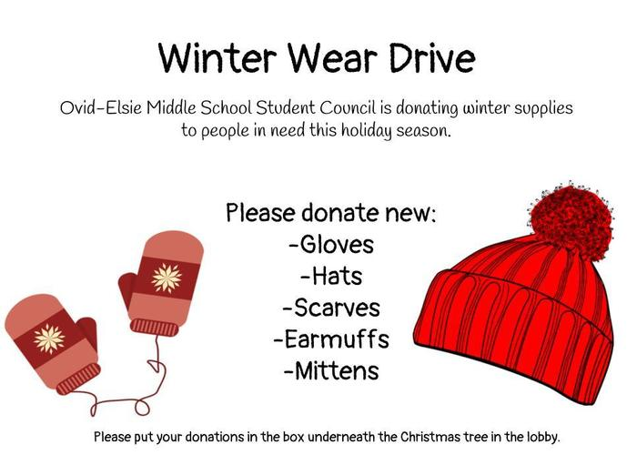Winter Wear Drive