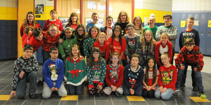 Ugly Sweater 6th